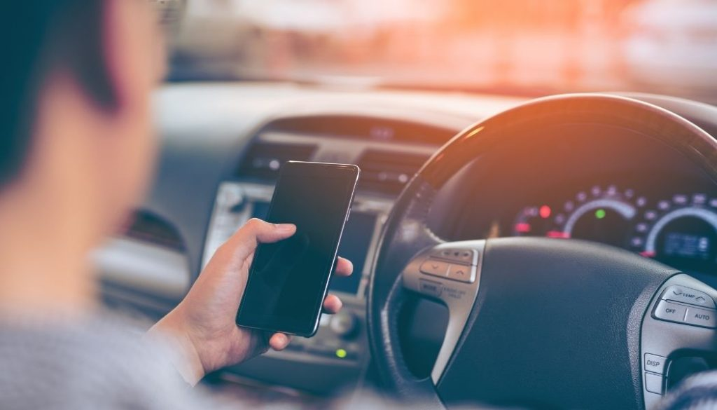 With car insurance premiums already at an all-time high, it's important to eliminate driving distractions.