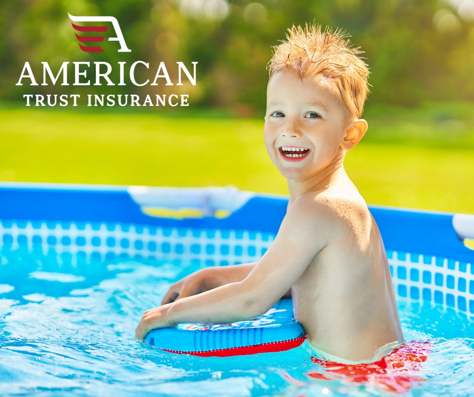 If you plan to add a pool to your home, you need to ensure you have the proper insurance. Contact American Trust Insurance for more information on pool-related coverage